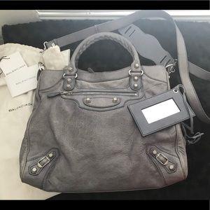 💯% Balenciaga Town Bag